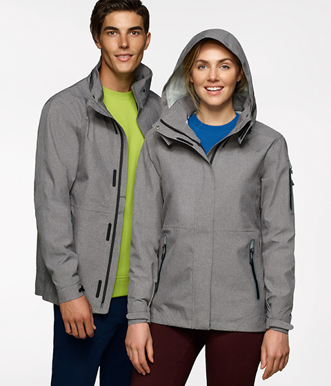 Active-Jacke Houston mit HAKRO-ZIP-IN-SYSTEM