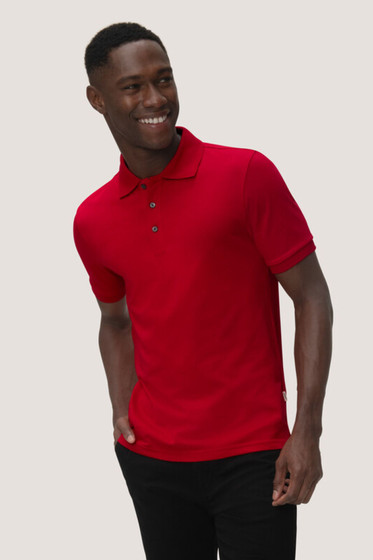 Poloshirt Cotton-Tec